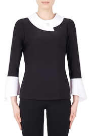 Joseph Ribkoff Fitted Classic Blouse - Product Mini Image