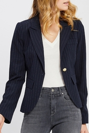 Gentle Fawn Fitted Striped Blazer - Product Mini Image
