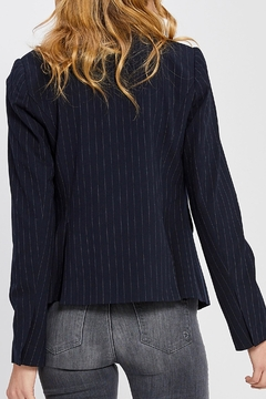 Gentle Fawn Fitted Striped Blazer - Alternate List Image