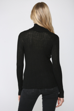 Fate Fitted Turtle Neck Top - Alternate List Image