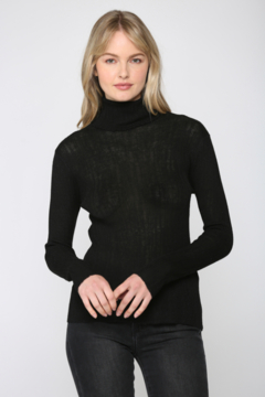 Fate Fitted Turtle Neck Top - Product List Image