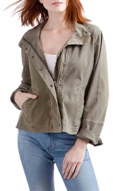 Lucky Brand Fitted Utility Jacket - Product Mini Image