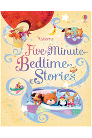 Usborne Five Minute Bedtime Stories - Front cropped