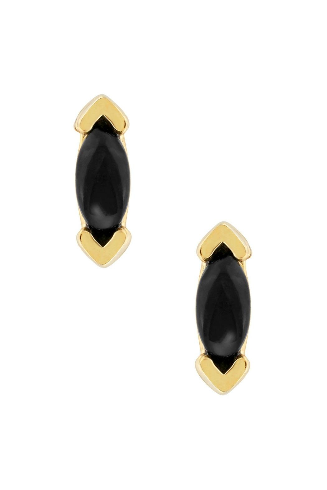 Five and Two Athena Petite Earring - Main Image