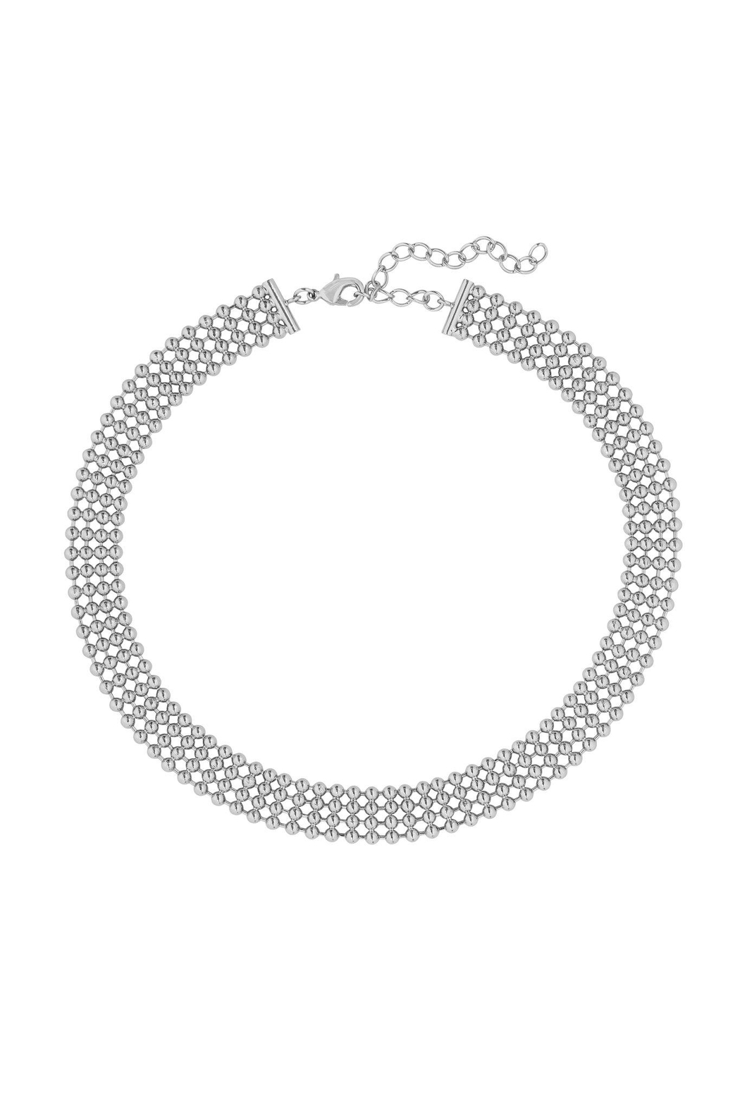 Five and Two Charlotte Choker Necklace - Front Cropped Image