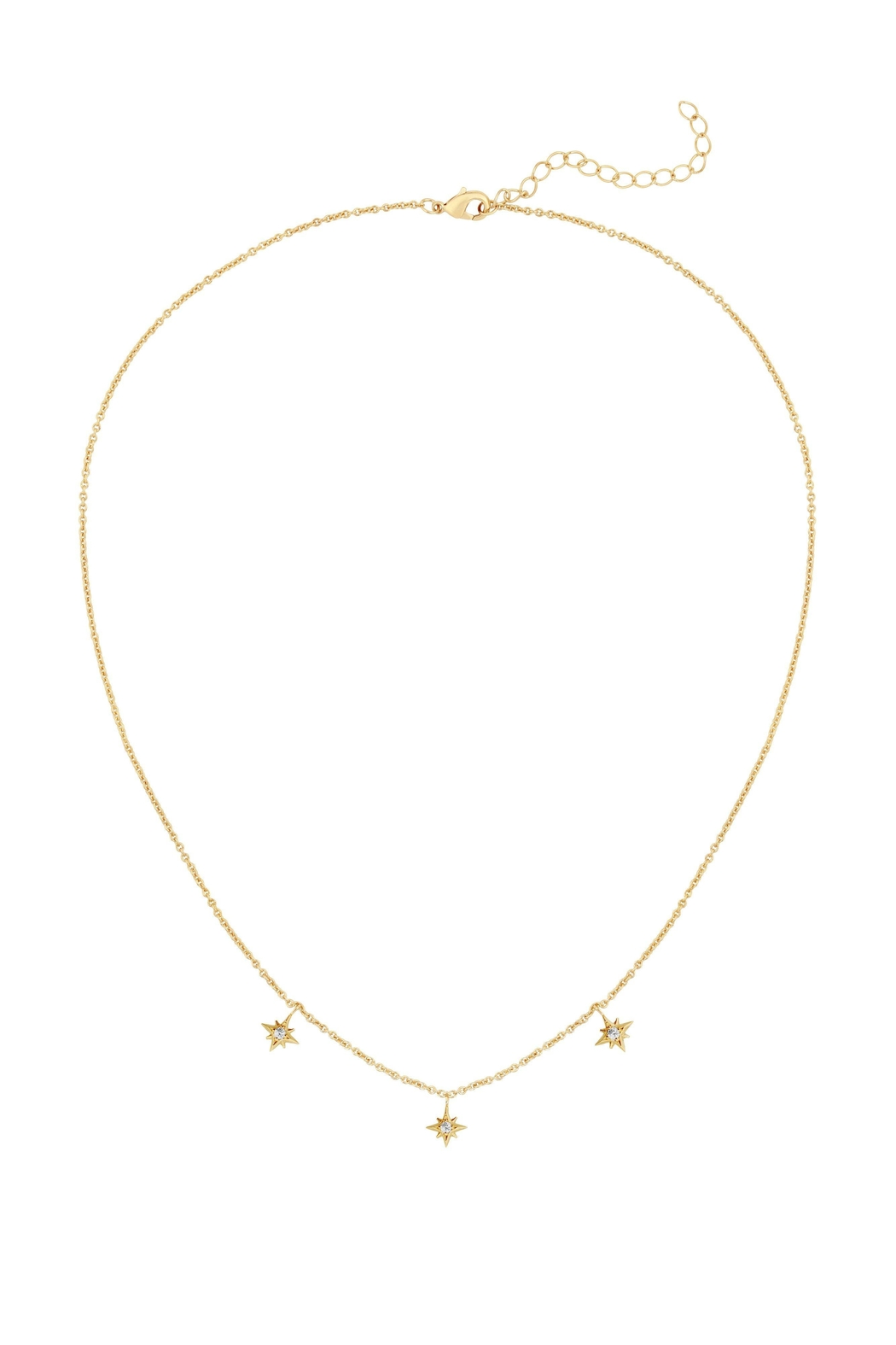 Five and Two Cleo Star Necklace - Main Image