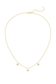 Five and Two Cleo Star Necklace - Front cropped