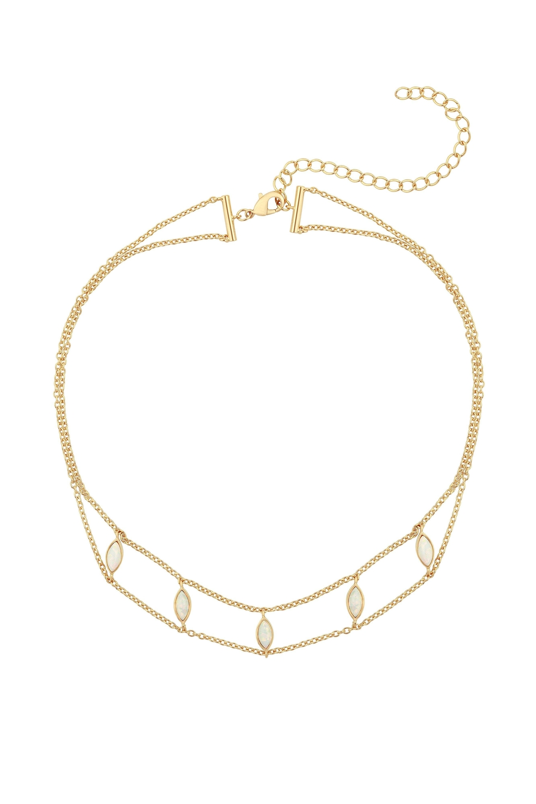 Five and Two Joie Choker Necklace - Main Image