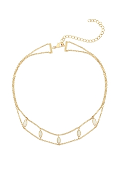 Five and Two Joie Choker Necklace - Product List Image