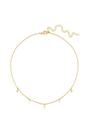 Five and Two Josie Charm Choker - Front cropped