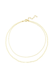 Five and Two Kiara Choker Necklace - Front cropped