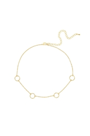 Five and Two Max Circle Choker - Product Mini Image