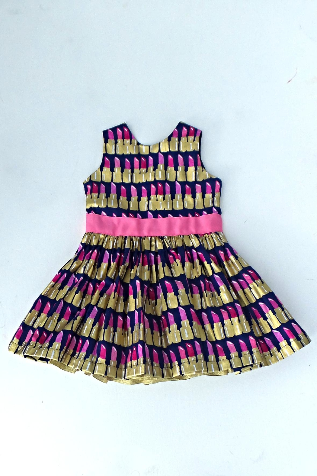 320a2d480395 Fiveloaves twofish Lipstick Party Dress from Florida by Warm Hearts ...