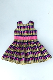 Fiveloaves twofish Lipstick Party Dress - Product Mini Image