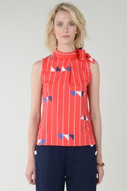 Molly Bracken FLAG NAUTICAL RED TOP - Product Mini Image