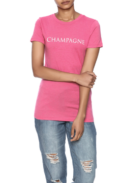 Shoptiques Product: Pink Champagne Tee