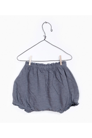 Play Up Flame Jersey Shorts - Front full body
