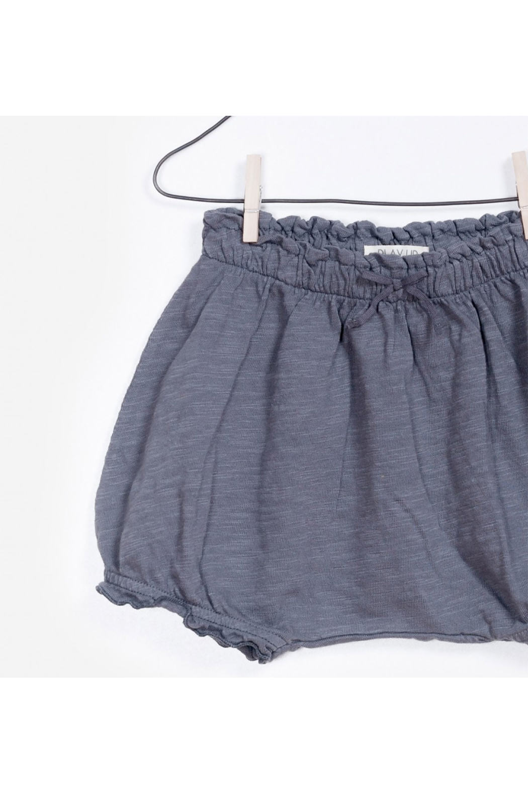 Play Up Flame Jersey Shorts - Side Cropped Image