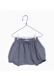 Play Up Flame Jersey Shorts - Front cropped