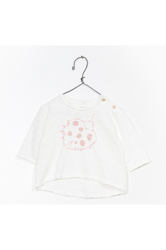 Play Up Flame Jersey T Shirt - Product List Image