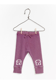 Play Up Flame Rib House Legging - Front cropped