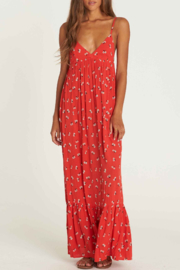 Billabong FLAMED OUT DRESS - Product Mini Image
