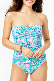 Lilly Pulitzer  Flamenco One-Piece Swimsuit - Product Mini Image