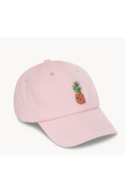 Spartina 449 Spartina Flamingo or Pineapple Hat - Front cropped