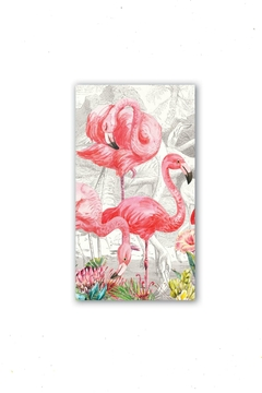 Shoptiques Product: Flamingo Hostess Napkins