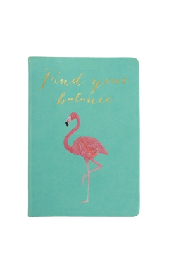 Eccolo Flamingo Journal - Product List Image