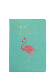 Eccolo Flamingo Journal - Product Mini Image