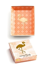 Rosanna Inc. Flamingo Party Dish - Product Mini Image