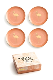 Rosanna Inc. Flamingo Plate Set - Product Mini Image