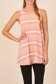Flamingo Pocket Tunic - Product Mini Image