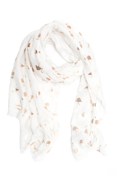 Love of Fashion Flamingo Scarf - Product List Image