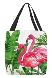 Sally Eckman Roberts Flamingo Tote - Product Mini Image