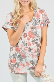 Flamingo Urban Spirit Tee Top - Product Mini Image