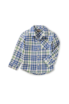 Tea Collection Flannel Baby Shirt - Product List Image