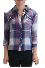 Rails Flannel Shirt - Product Mini Image