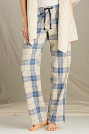 Toad & Co. Flannel Shuteye Pant - Product Mini Image