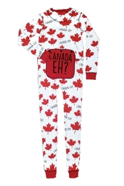 Lazy One Flapjacks Canada Eh - Front cropped