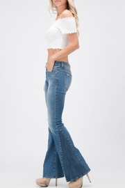 Sneak Peek Flare Denim - Product Mini Image
