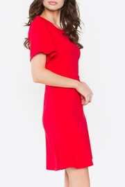 Sugar Lips Flare Dress - Front full body