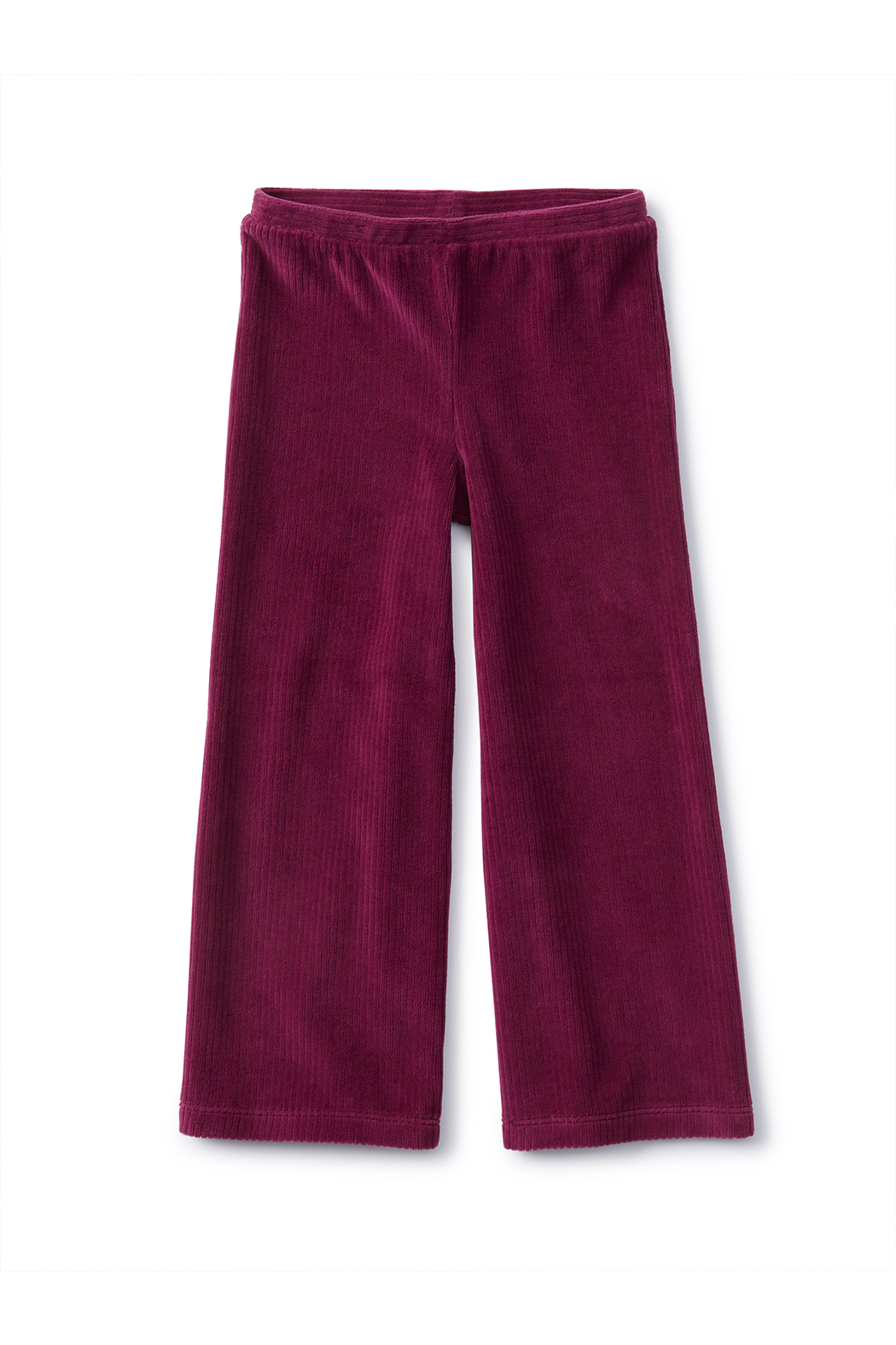 Tea Collection  Flare For Fun Stretch Pants - Cosmic Berry - Main Image