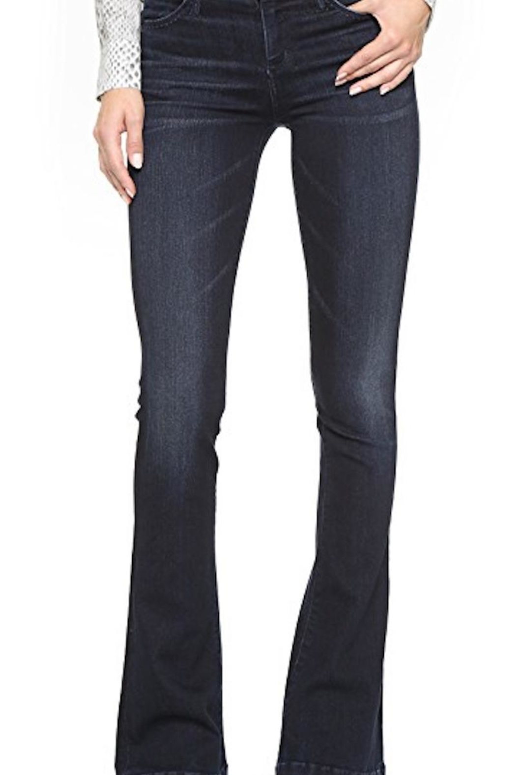 goldsign Flare Leg Jeans - Main Image