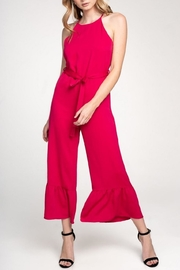 Everly Flare-Out Leg Jumpsuit - Other