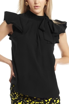 Gracia Flare short sleeve top - Product List Image