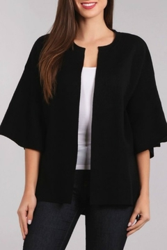 Shoptiques Product: Flare Sleeve Cardigan
