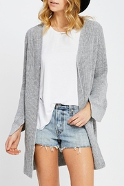 Gentle Fawn Flare Sleeve Cardigan - Product Mini Image