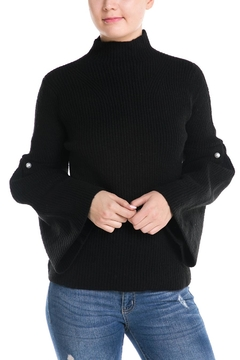 Shoptiques Product: Flare Sleeve Sweater
